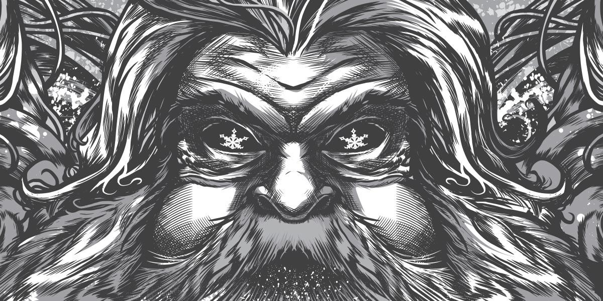 Boss Snowplow — Old Man Winter