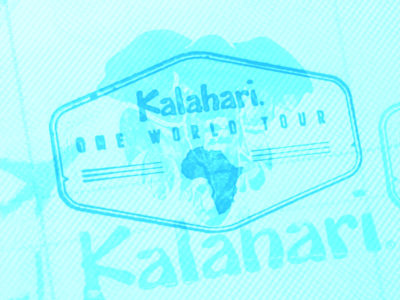 Kalahari One World Tour 2015