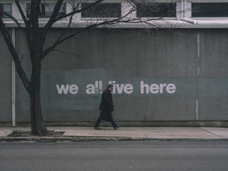 We all live here / Chicago, IL