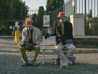 Invisibility / Rome, ITA